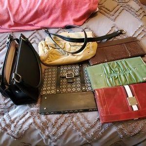 Miche purse ,five covers and 4 staps